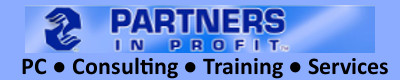 Partners In Profit - PC Consulting, Services, Training